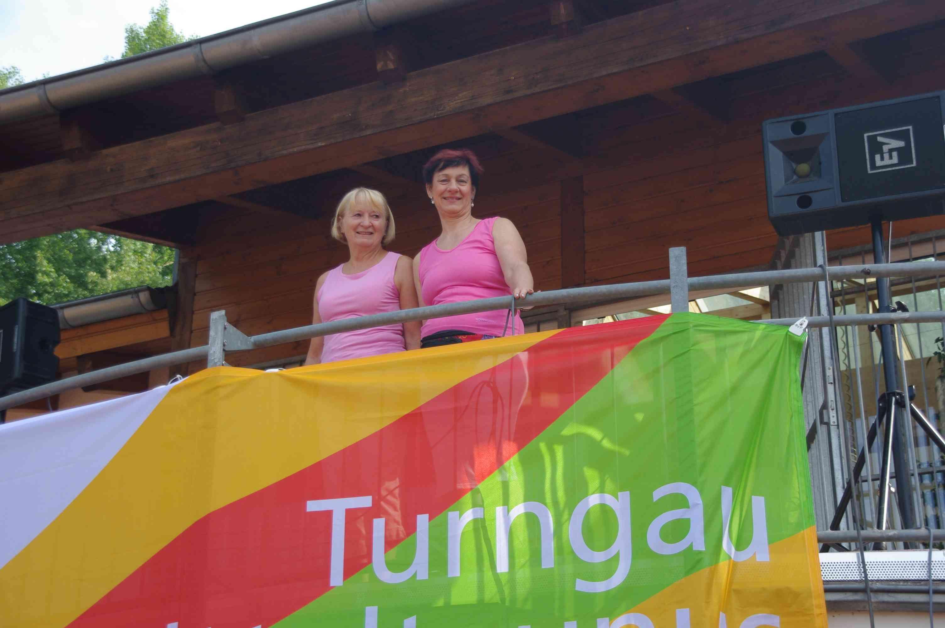 Gaukinderturnfest 12.7.2015 Beim TSV Auringen